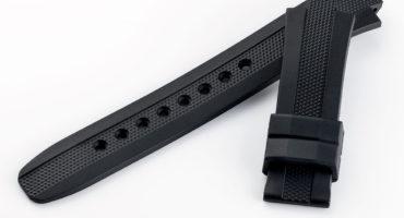 VM06用 ラバーストラップ – ブラック(VM06-RBK0)
