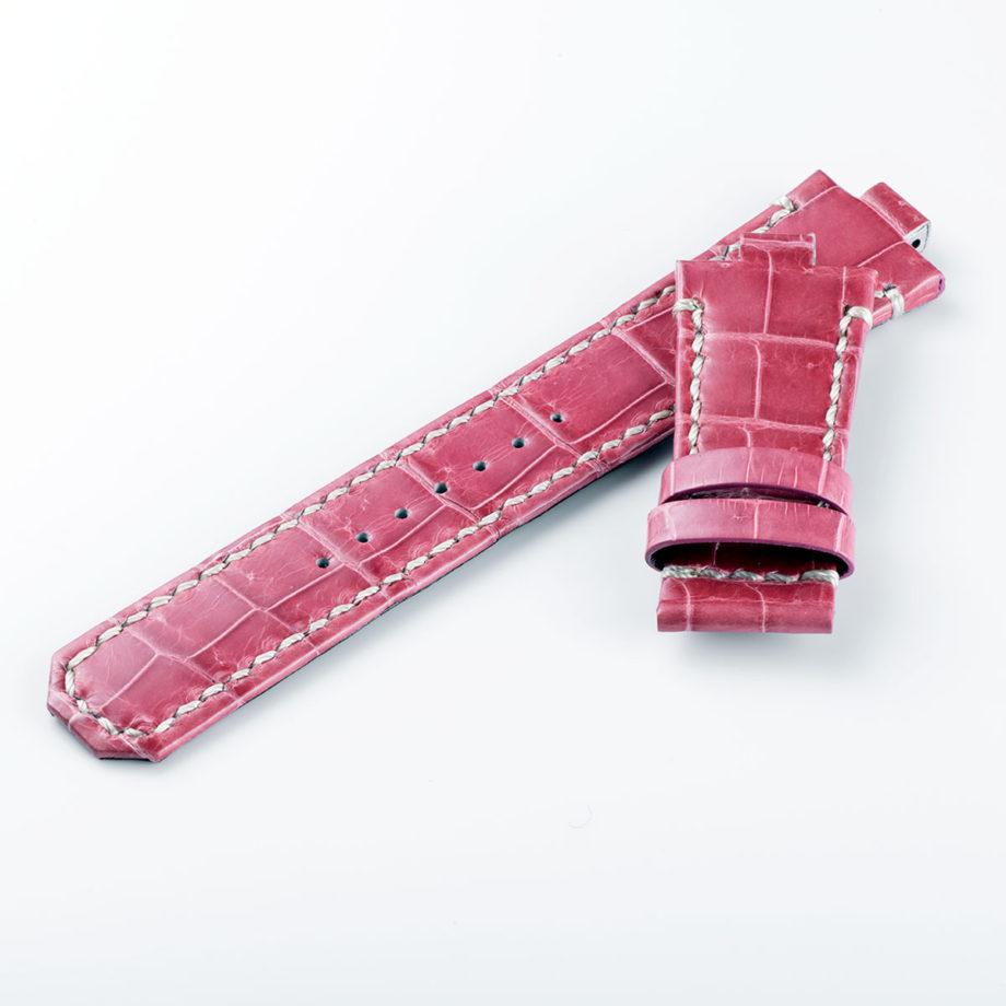 VM02用 革ストラップ – ピンク(VM02-KPK3)